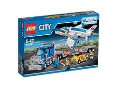60079 Транспортер для учебных самолетов Lego City