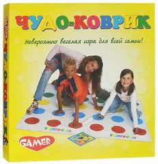 Настольная игра Чудо-коврик