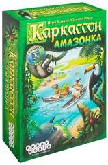 Настольная игра Каркассон: Амазонка
