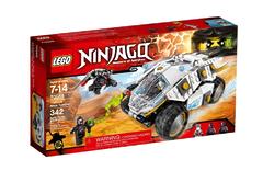 Конструктор LEGO NINJAGO 70588 Титановый вездеход ниндзя