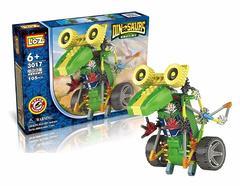 Игрушка-конструктор LOZ Теранозавр 3017