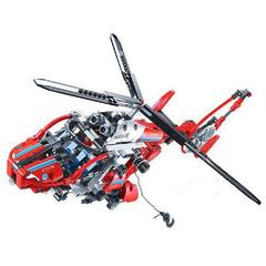Конструктор Спасательный вертолет (3355)
