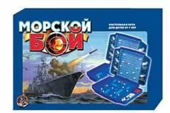 """Настольная игра """"Морской бой"""" 00992"""