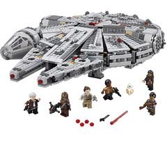Конструктор Звездные войны (10467)