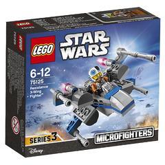 Конструктор LEGO Star Wars 75125 Истребитель Повстанцев