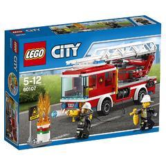 Lego City 60107 Пожарный автомобиль с лестницей