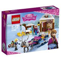Конструктор LEGO Disney Princess Анна и Кристоф: прогулка на санях
