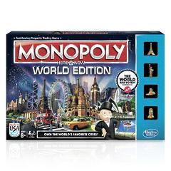 Настольная игра Монополия. Всемирное издание