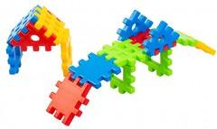 Игрушка конструктор Поеднайко 16 элементов
