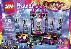 41105 Поп-звезда: Сцена LEGO FRIENDS